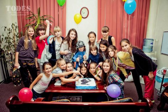 День Рождения студии